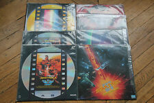 Lot Star Trek 7 Laserdiscs - PAL LD The Motion Picture Retour Sur Terre