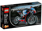 LEGO Technic 42036 Street Motorcycle Set New In Box Sealed #42036