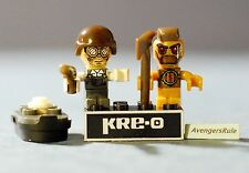 Kre-O Cityville Invasion Series 2 Mini-Figure Population Reed Digs Muzz