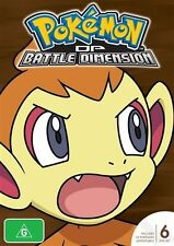 Pokemon Diamond & Pearl Battle Dimen Season 11 (DVD, 2014, 6-Disc Set)