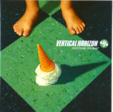 CD - Vertical Horizon - Everything You Want - A 623