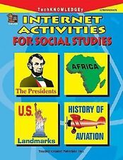 Internet Activities for Social Studies