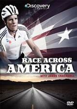 James Cracknell - Race across America (New DVD) Jame's fight for his life