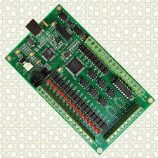 4 axis CNC USB Card Mach3 200KHz Breakout Board 16 input / 8 output