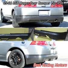 Mu-gen Style Rear Lip (Urethane) Fits 05-06 Acura RSX 2dr