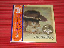 GALLAGHER & LYLE The Last Cowboy   JAPAN MINI LP SHM CD