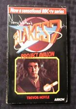 1979  BLAKE'S 7 Trevor Hoyle PB UK 1st Ed. BBC TV Series Project Avalon FVF