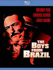 THE BOYS FROM BRAZIL BLU-RAY EDITION GREGORY PECK LAURENCE OLIVIER JAMES MASON