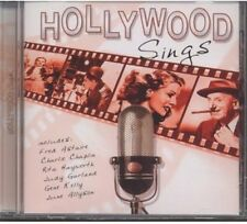 New CD.Hollywood Sings.