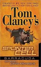 Tom Clancy's Splinter Cell: Operation Barracuda 2 by David Michaels and Tom...