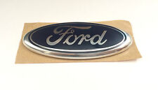 FORD TRANSIT CONNECT MK5 MK6 SCORPIO ESCORT ORION OVAL NAME BADGE EMBLEM REAR