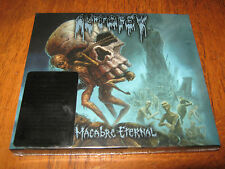 """AUTOPSY """"Macabre Eternal"""" CD death abscess exhumed"""