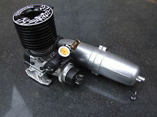 KYOSHO INFERNO NEO 2, FULL KE21R, KE21, NITRO PULL START ENGINE, CLUTCH & MOUNTS
