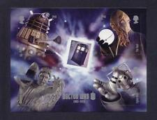 GB 2013 DR WHO MINIATURE STAMP SHEET