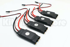 4x 30A Brushless Simonk Speed ESC Controller For FPV F450 S500 Quadcopter