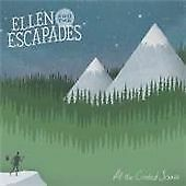 All The Crooked Scenes, Ellen And The Escapades, Very Good Condition CD