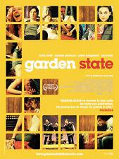 Affiche 120x160cm GARDEN STATE 2005 Zach Braff, Natalie Portman, Ian Holm TBE