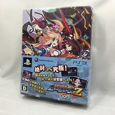 SONY PlayStation 3 PS3 Attouteki Yuugi Mugen Souls Z Limited Edition from Japan