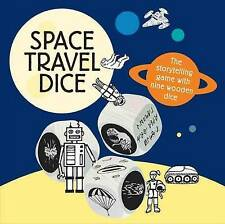 Space Travel Dice (Magma for Laurence King), Hannah Waldron, New Book