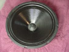 "CRATE V-SERIES 12"" 50 WATT 8 OHM  MUSICAL INSTRUMENT SPEAKER. MADE IN USA."