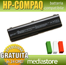 BATTERIA 10.8-11.1V 6 celle  per HP Pavillon DV-4/DV-5/DV-5/DV-6