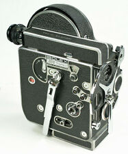 Bolex H16 Reflex Rex-4 16mm Movie Camera - Very Clean - In Box