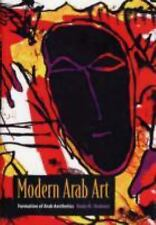 Modern Arab Art: Formation of Arab Aesthetics-ExLibrary