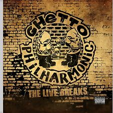 Ghetto Philharmonic -  The Live Breaks