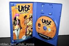 THE URBZ SIMS IN THE CITY GIOCO USATO OTTIMO STATO PS2 EDIZIONE ITALIANA PAL FR1