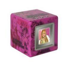 New Hannah Montana Digital Photo Cube Bright Pink Disney Vu-Me Hannah Intl Ship