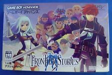 Game Boy Advance Japanese : Frontier Stories  AGB-BCMJ-JPN