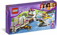 2012 RETIRED LEGO FRIENDS 3063 HEARTLAKE FLYING CLUB, NEW & SEALED, GREAT GIFT!