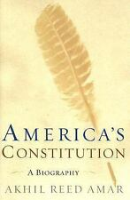 America's Constitution: A Biography, Amar, Akhil Reed, Good Book