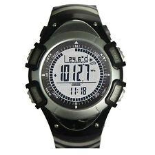 SUNROAD Sports Watch FR8204A Altimeter Barometer Thermometer EL Backlight