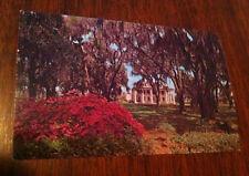 Sanford FL? - Vintage Postcard - A Beautiful Southern Plantation