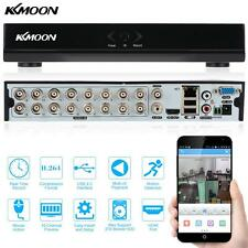 KKMOON 16 Channel 960H D1 CCTV Network Standalone H.264 HDMI Home Security Z6F2