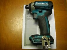 Makita XDT14Z 18V Lithium-Ion Brushless Cordless 3-Speed Impact Driver NEW Tool