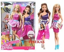 Barbie & Teresa I Can Be Fashion Model 2 doll Giftset Playset 2011 X4818 NEW