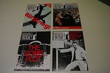 Lot of 4 History of the Second World Warn Parts 1, 2 , 68, 75