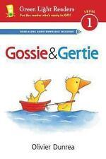 Gossie and Gertie (Reader) (Gossie & Friends)-ExLibrary