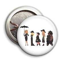 AHS - American Horror Coven Supreme - Button Badge - 25mm 1 inch Horror Story