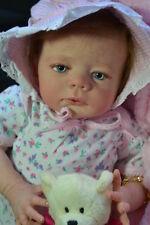 Gorgeous Reborn Baby Girl EMMA was Karlotta by Karola Wegerich Ltd Edn 467/555