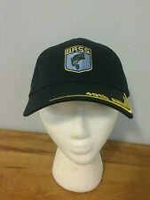 NEW Old Stock 1968-2008 Bass Masters 40th Anniversary Hat Cap Adjustable Fishing