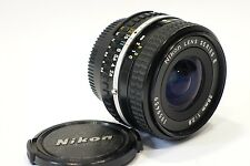 Nikon 28mm 1:2.8 Ai-S E Series lens, fits DSLR camera D800 D700 D600 D4