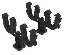 Rhino Double Grip ATV 2 Gun Rack Holder Rifle Shotgun Mount Truck Poles Bows UTV