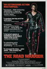 MAD MAX 2: THE ROAD WARRIOR Movie POSTER 27x40 C Mel Gibson Bruce Spence Emil