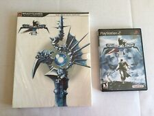 soul calibur 3 ps2 Limited Edition Guide Sealed (RARE) Brady Games