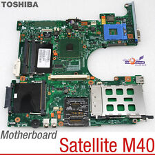CARTE MÈRE V000080300 PC PORTABLE TOSHIBA SATELLITE M40 MB PM94 5 EN 1 KSW NEUF
