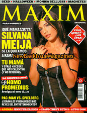 Spanish Maxim 10/04,Silvana Meija,Jennifer Ellison,October 2004,NEW
