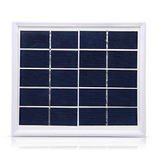 5V 800MA 4W Mini Solar Panel DIY with USB Output for Cell Charger Home Lighting